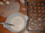 Cake Pops Step 1