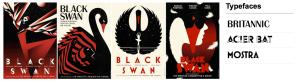 Black Swan Movie Posters