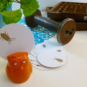 Coaster: Lightning Bug