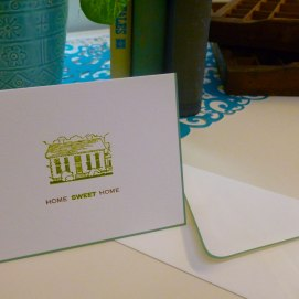 Greeting Card: New Home