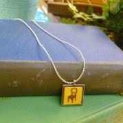 Necklace: Armchair