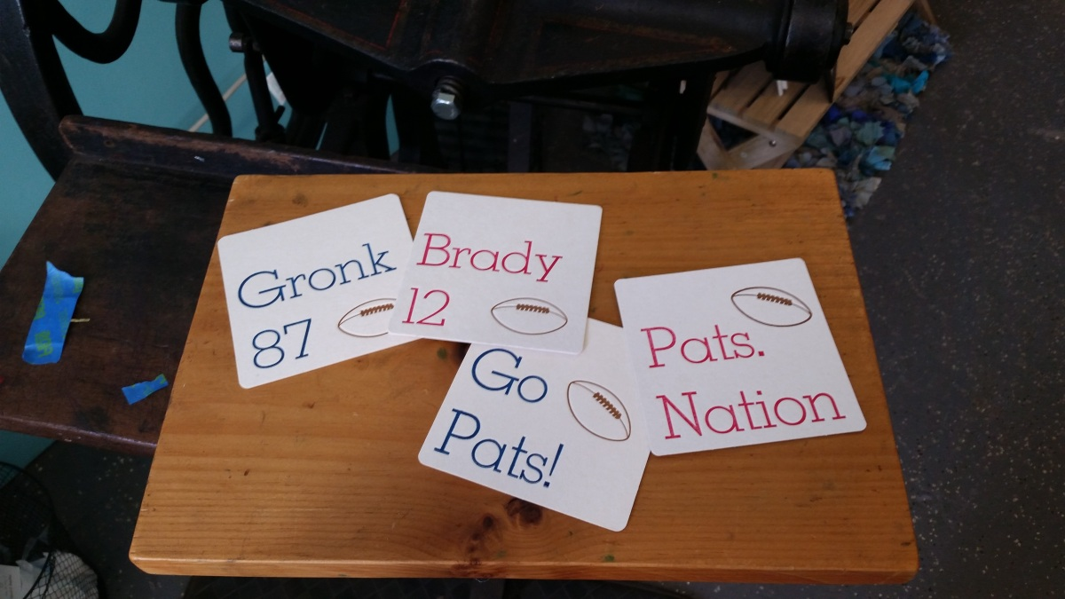 Pats Coaster Assortment